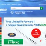Rybářské potřeby Aquazona