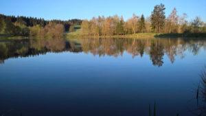 RS Vysočina - rybník Peklo
