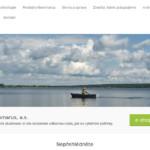 Rybářské potřeby Gammarus Dukelská třída