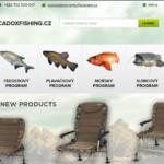 Rybářské potřeby Mošnov Cadox Fishing