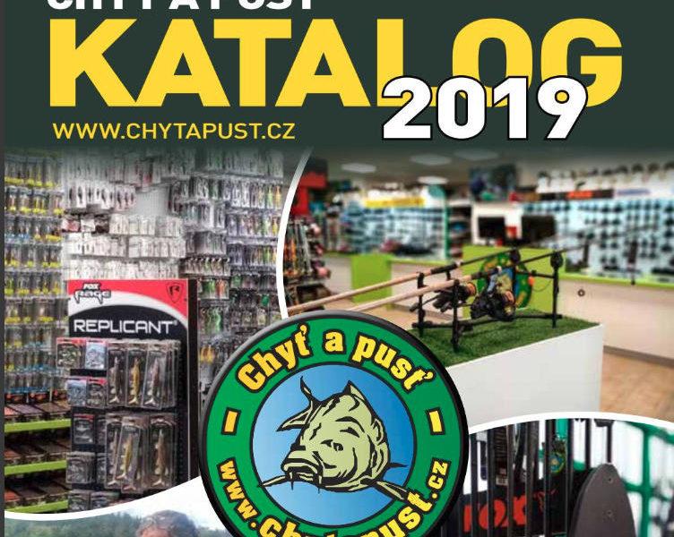 Chyť a pusť katalog 2019